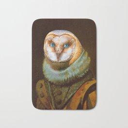 Lord Owl Bath Mat