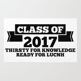 Class of 2017 Rug