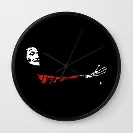 Marcel Marceau Wall Clock