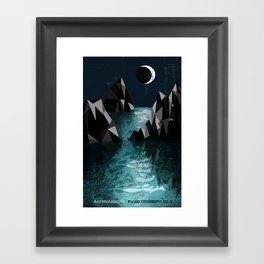 Rachmaninoff - Piano Concerto No. 3  Framed Art Print