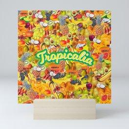 Tropicalia Fruits Mini Art Print