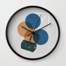 Cool abstract design Wall Clock
