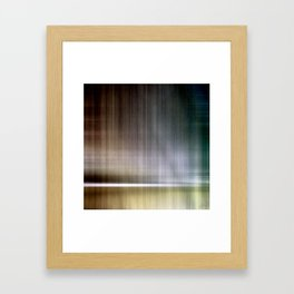 Abstract Lines 3 Framed Art Print