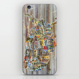 Greetings From iPhone Skin