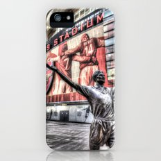 Tony Adams Statue Emirates Stadium iPhone SE Slim Case