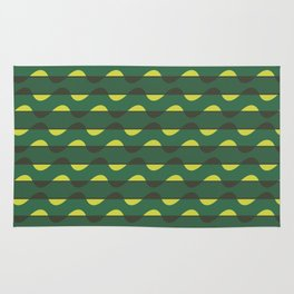 The Goldfinch - Pattern 4 Rug