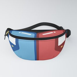 Game Room Over Playing Controller Arcade Fanny Pack