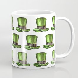 Saint Patrick's Day Leprechaun Hats Coffee Mug