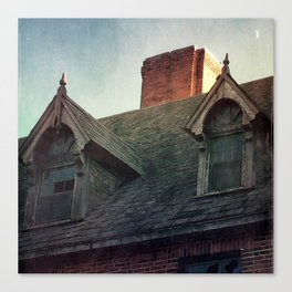 The Ward Canvas Print