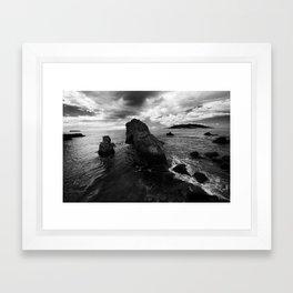 Maui Coast Framed Art Print