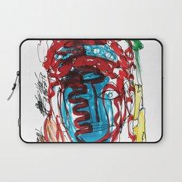Buddah! head Laptop Sleeve