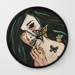 Metamorphosis II Wall Clock