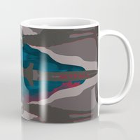 skyfall Mugs featuring Skyfall Movie Poster by Salmanorguk