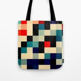 Patchwork II Tote Bag