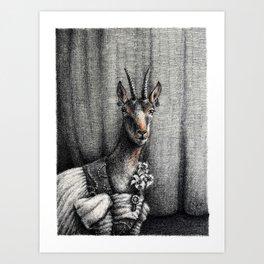 Princess Marie of Edinburgh Art Print