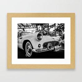 HIGHWAY 280 CALIFORNIA Framed Art Print
