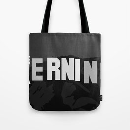 F*** KERNING Tote Bag