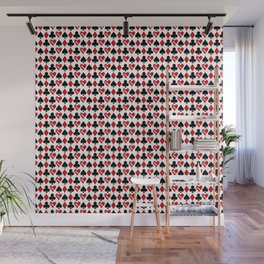 Is Love a Game? (Pattern) Wall Mural
