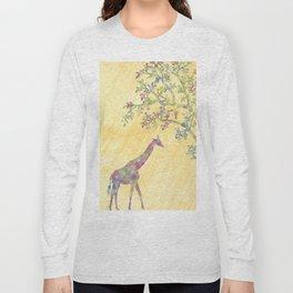 Stencils Long Sleeve T-shirt