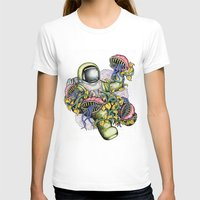 spaceman T-shirts featuring SPACEMAN by • PASXALY •