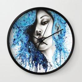 The Allure of Aphrodite Wall Clock