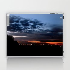 Dramatic Clouds Laptop & iPad Skin