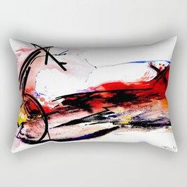 Quixote La Mancha Rectangular Pillow