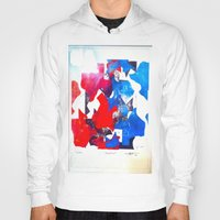 texas Hoodies featuring Texas by Evan Hawley