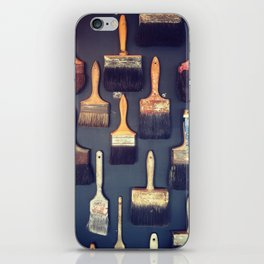 Brush iPhone Skin