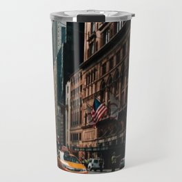 New York City Street Travel Mug