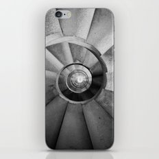 La Sagrada Familia Spiral Staircase iPhone & iPod Skin