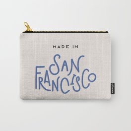 Made in San Francisco Carry-All Pouch