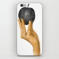 evolution iPhone & iPod Skins featuring Evolution by Booklils