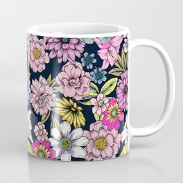Bright flowers Coffee Mug