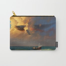 Sorrow for the Whales Carry-All Pouch