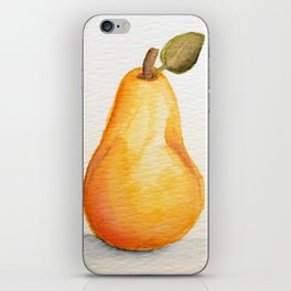 Pear iPhone Skin