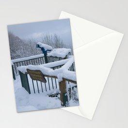 Aussichtspunkt Schwalbenthal Stationery Cards