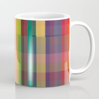 cracked Mugs featuring Cracked by datavis/pwowk