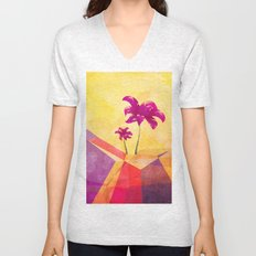 The dream island Unisex V-Neck