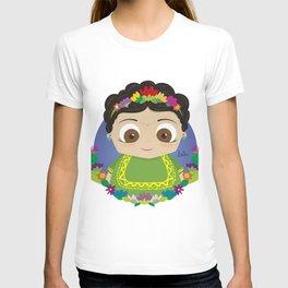Cute Frida T-shirt