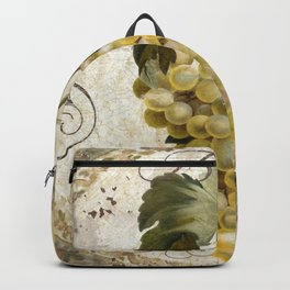 Tuscan Table Blanc Backpack