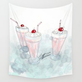 Pop's Diner Wall Tapestry