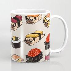 Sushi Pug Mug