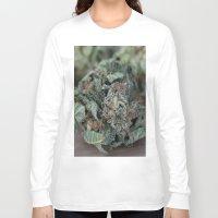 medical Long Sleeve T-shirts featuring Master Kush Medical Marijuana by BudProducts.us