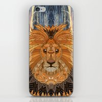 pride iPhone & iPod Skins featuring Pride by ArtLovePassion