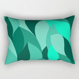 leaftherapy Rectangular Pillow