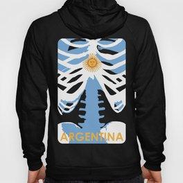 ARGENTINA X-RAYS BLK Hoody