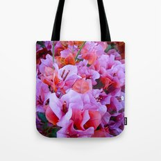 Scented Hill Tote Bag