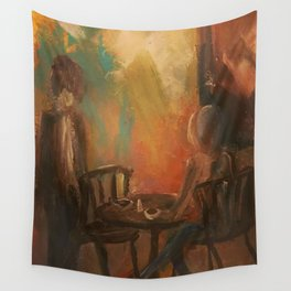 An Apology Wall Tapestry
