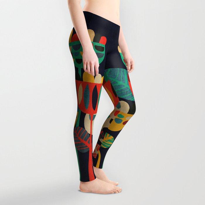 Wild Flowers Leggings